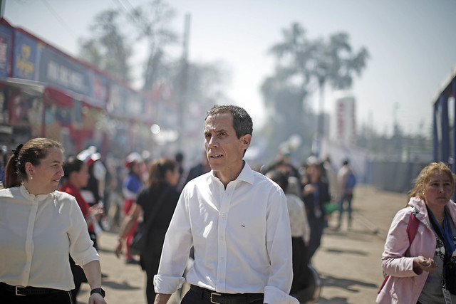 #EnTerreno : Alcalde Recorre las Fondas