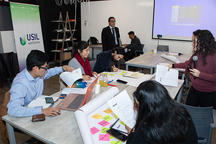 USIL Ventures realizó el taller Biobootcamp