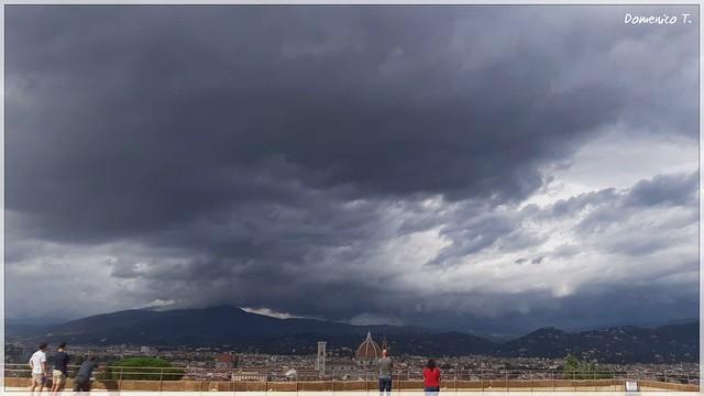 Aspettando la pioggia - Waiting for the rain