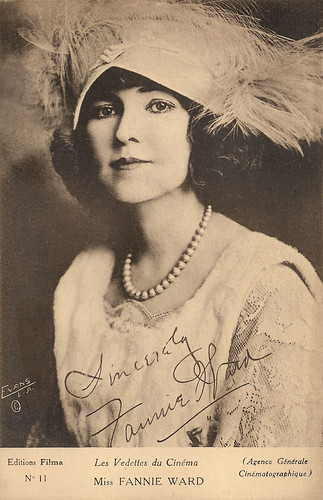 Fannie Ward