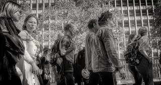Global Strike for Future - B&W-7 | by foto_morgana