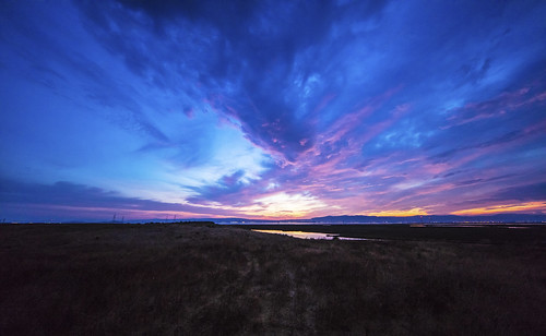 canon5dsr sunrise clouds sky nature outdoors outside california usa baylands