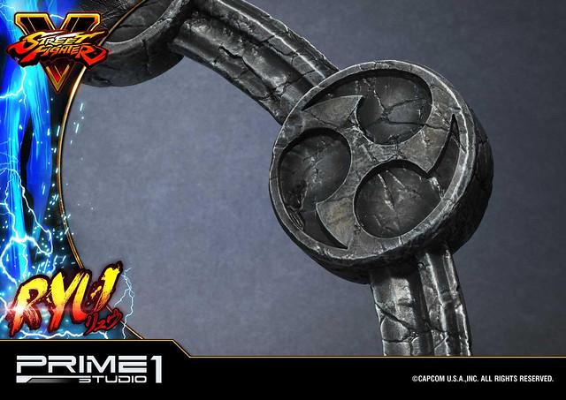 凝聚全身力量的波動拳!Prime 1 Studio《快打旋風 5》隆 1/4 比例雕像(プレミアムマスターライン ストリートファイターV リュウ)