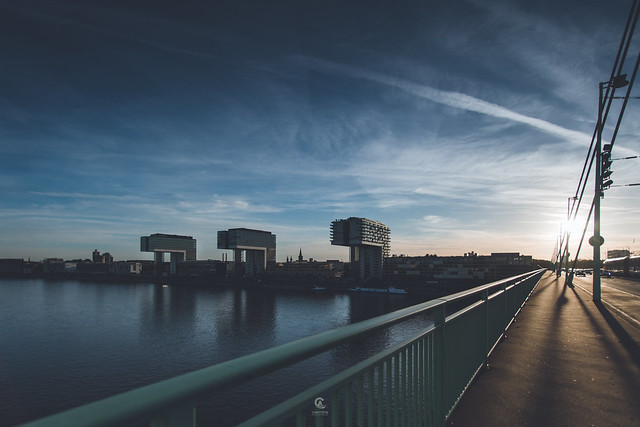 An Autumn Walk in Cologne, Germany