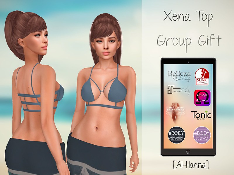 Xena Top Group Gift