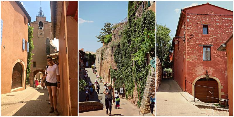 Roteiro Roussillon - o Guia do Luberon na Provence
