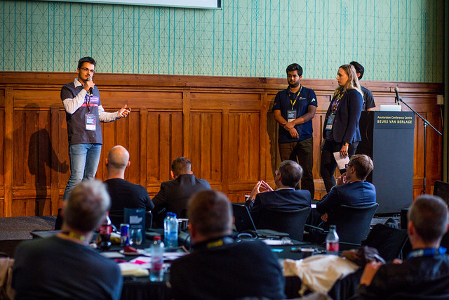 Digital Procurement World 2019 Hackathon Pitches