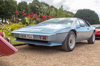 Concours of Elegance 2019, Hampton Court - 1986 Lotus Esprit (D906 YLL)