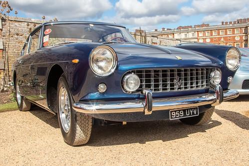 Concours of Elegance 2019, Hampton Court - 1961 Ferrari 250 GT 2+2 (959 UYV)
