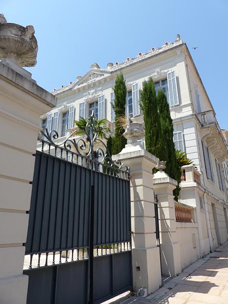 belle maison de Vallauris