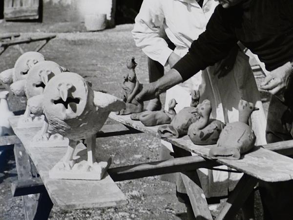 les céramiques de Picasso