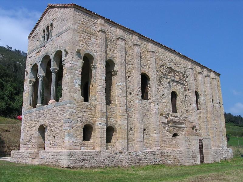 60 Санта-Мария дель-Наранко, 848 г. Астурия