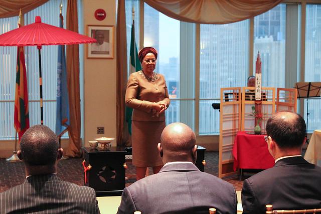 New York-2015-12-02-Japanese Tea Ceremony For  GrenadaNigeria