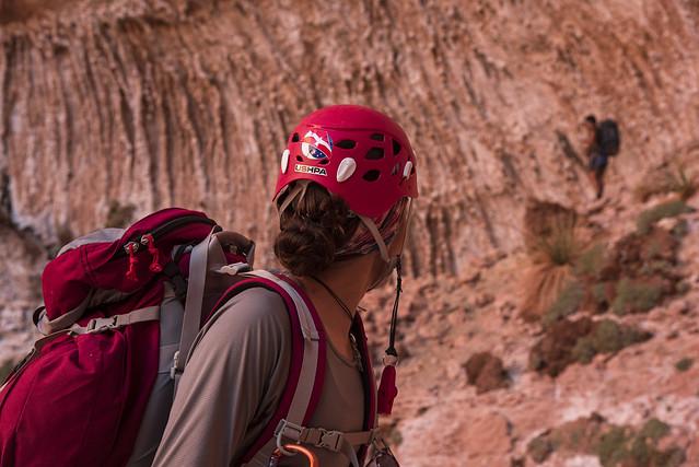 whispering falls canyon