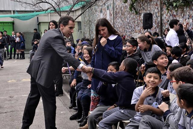 #EnTerreno : 130 Años de Escuela Luis Calvo Mackenna