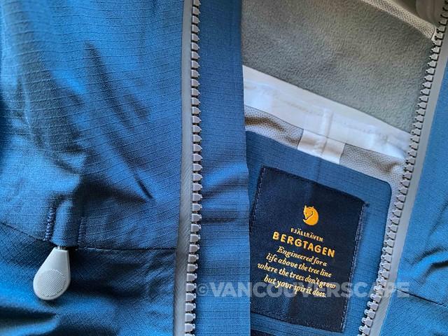 Fjallraven Bergtagen Eco-Shell Jacket