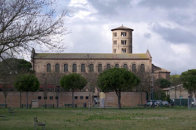 10 Сан Аполлинаре ин кляссе VI в.