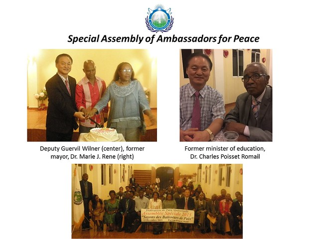 Haiti-2015-12-13-slides-UPF-Haiti Organizes Special Assembly of Ambassadors for Peace