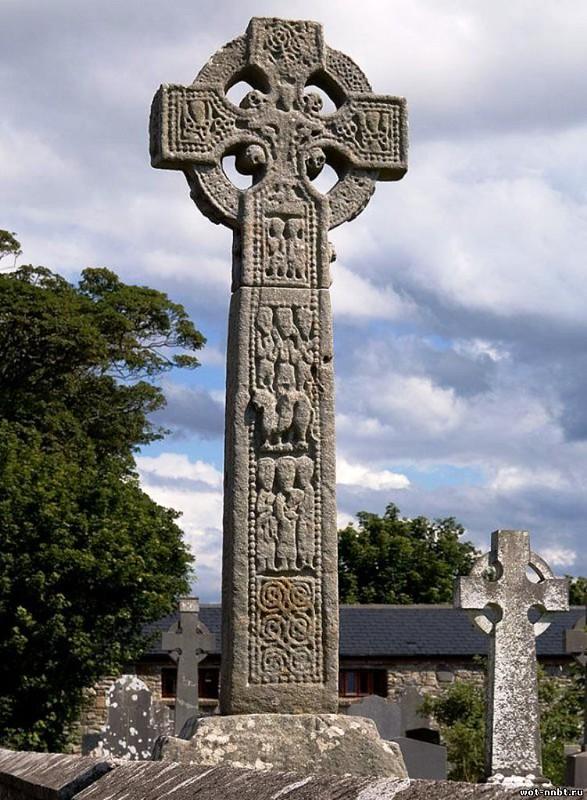 94 Крест Святого Коломбо VII-VIII вв Ирландия