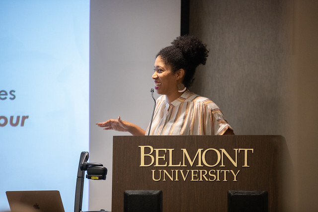 Dr. Christina Edmondson Convo 2019