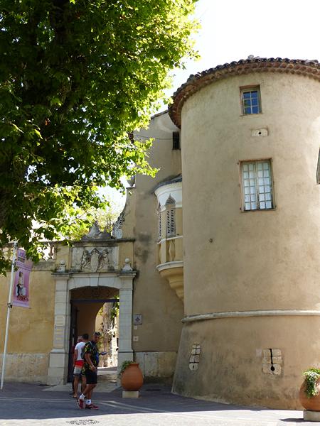 entrée musée Magnelli