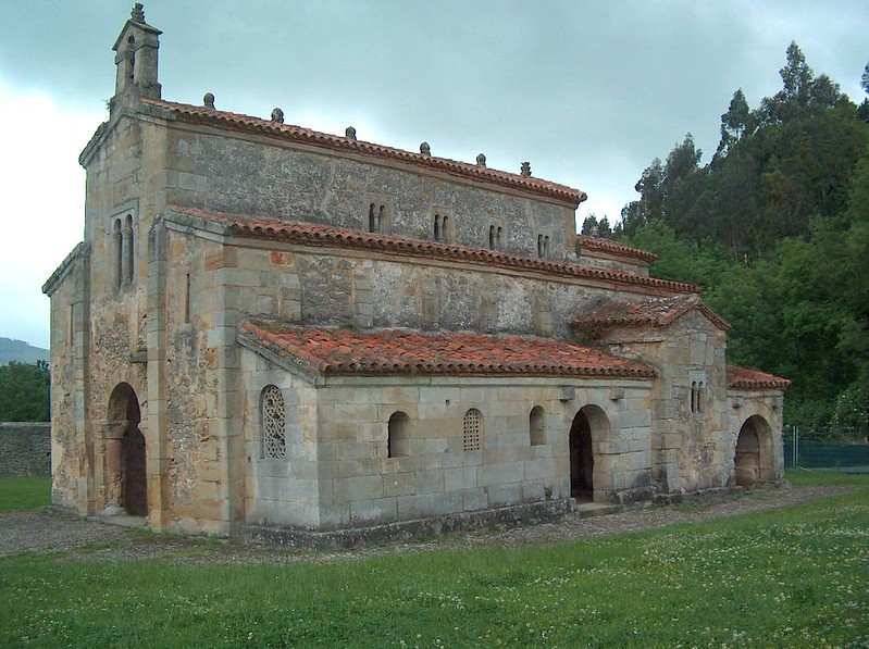 62 Церковь Сан Сальвадор де Вальдедиос 893 г