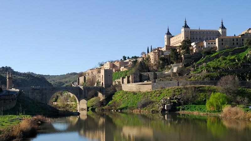 72 Толедо - древняя стлица Испании