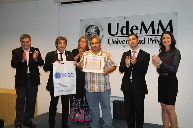 Argentina-2015-12-04-Argentinian Volunteers Recognized with Awards