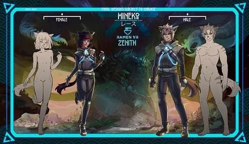 Zenith Mineko Race