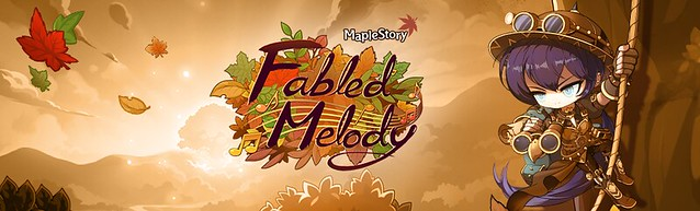 [MapleStory] Fabled Melody Banner