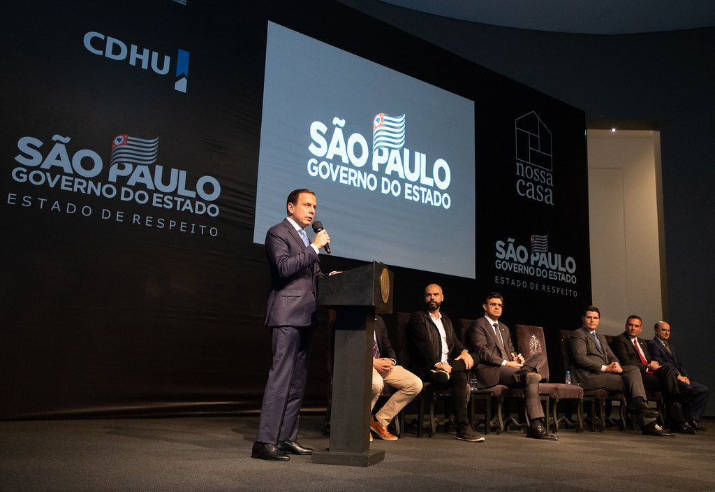 """Lançamento do Projeto Habitacional """"Nossa Casa"""""""