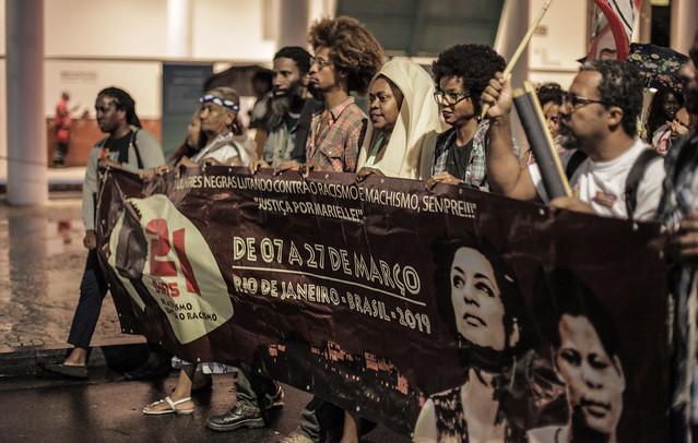 [21.03.2019]Marcha Dia Internacional de Luta contra a Discriminação Racial