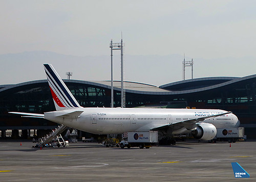 Air France B777-300ER espigon C (RD)