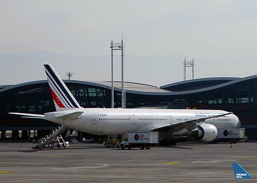 Air France B777-300ER espigon C (RD)