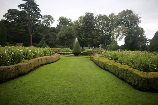 Dunrobin Castle Gardens