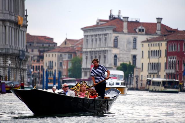 Venice - contrast
