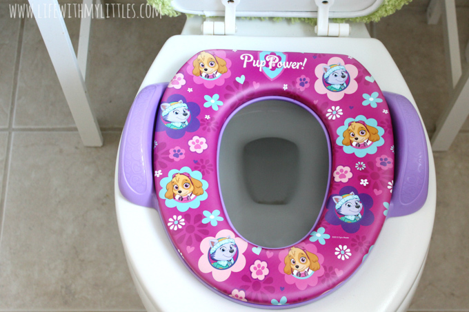 Thinking about starting to potty train your toddler? Here are 7 things you can to do get your toddler excited about potty training!