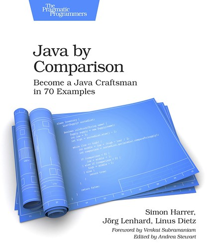 Java by Comparison, par Simon Harrer, Jörg Lenhard & Linus Dietz