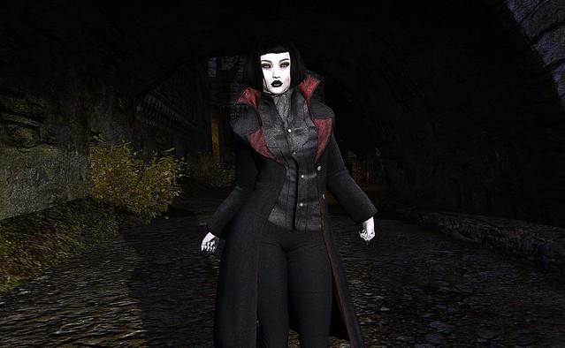 Victorian Vampire: Next Victim, Please