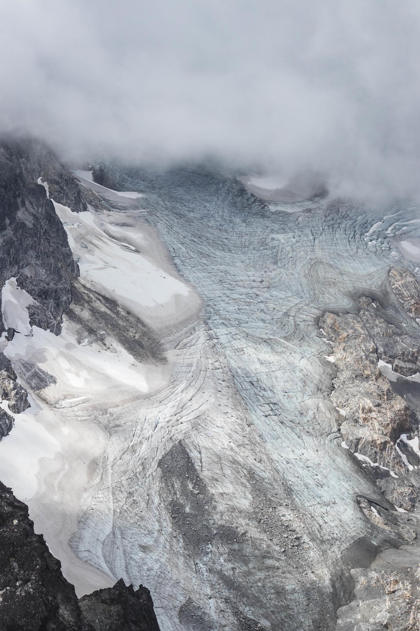 Honeycomb Glacier