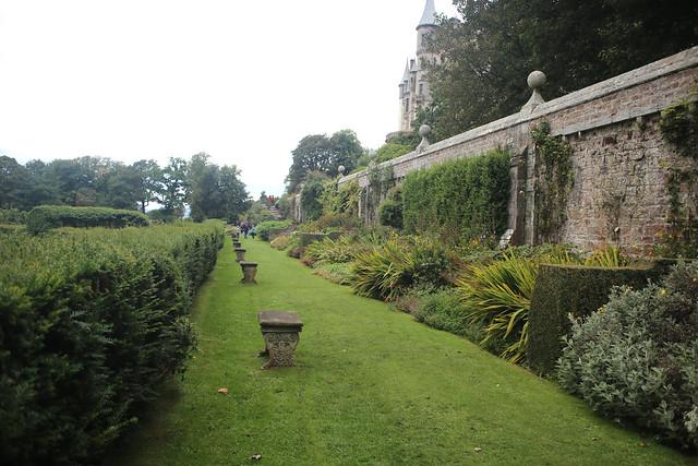 The gardens, Dunrobin Castle