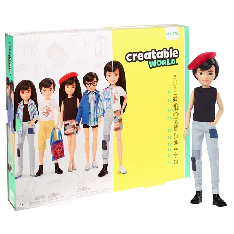 Creatable World - Mattel