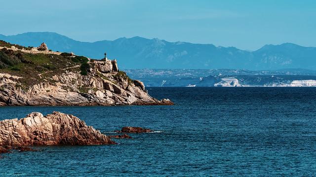 Leaving Sardinia