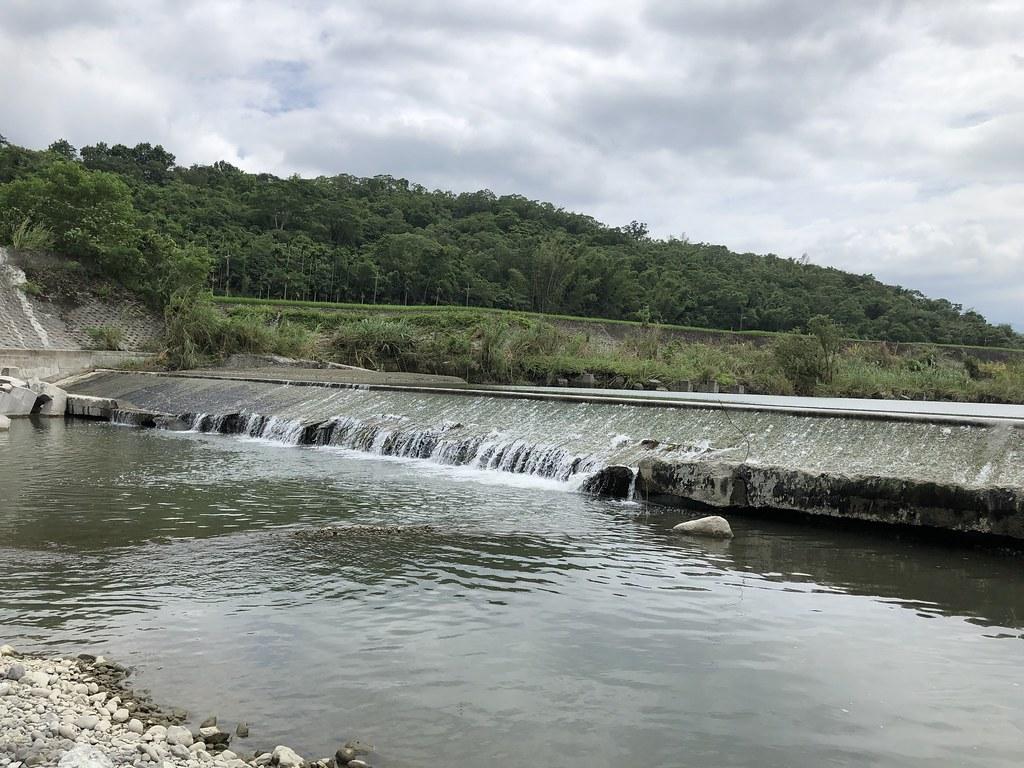 23道攔河堰,關關難過。攝影:廖靜蕙