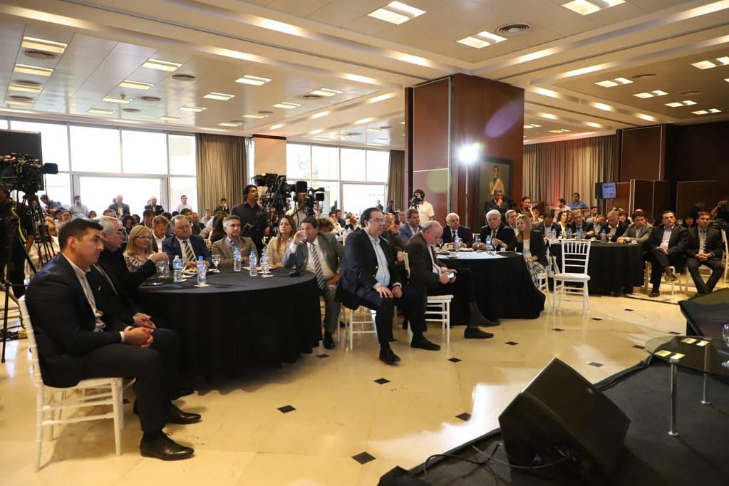 2019-09-25 PRENSA: Cierre del 3er Coloquio de la Unión Industrial