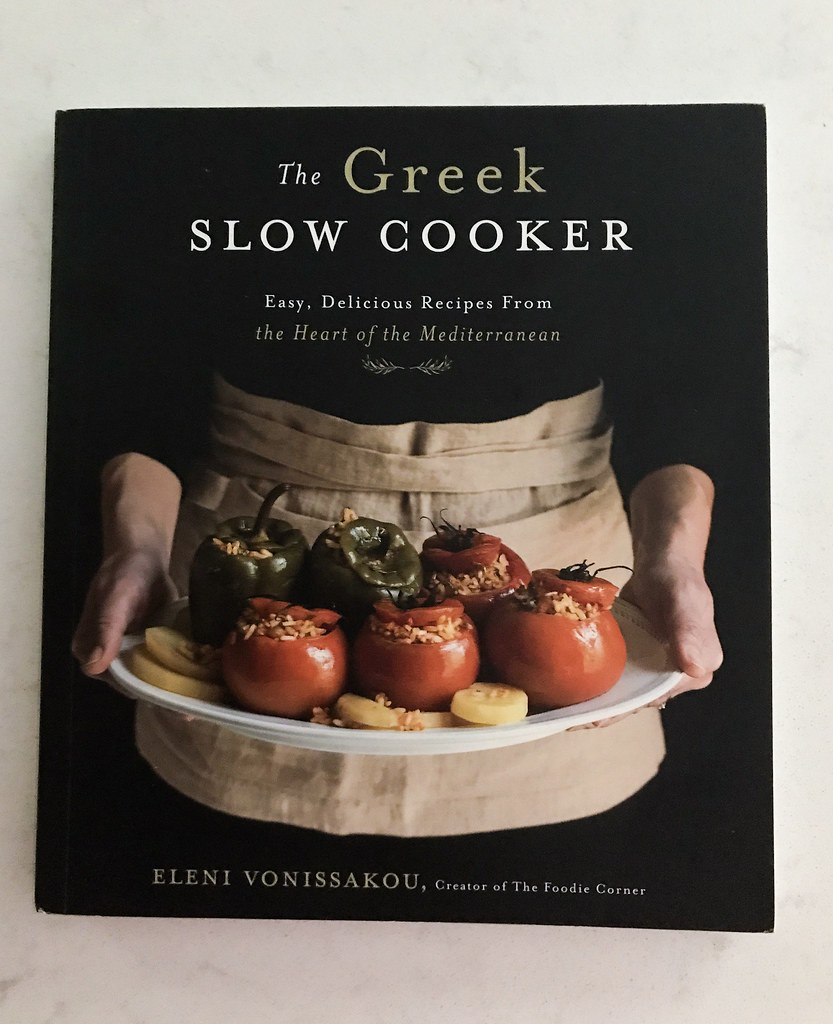 The Greek Slow Cooker Cookbook