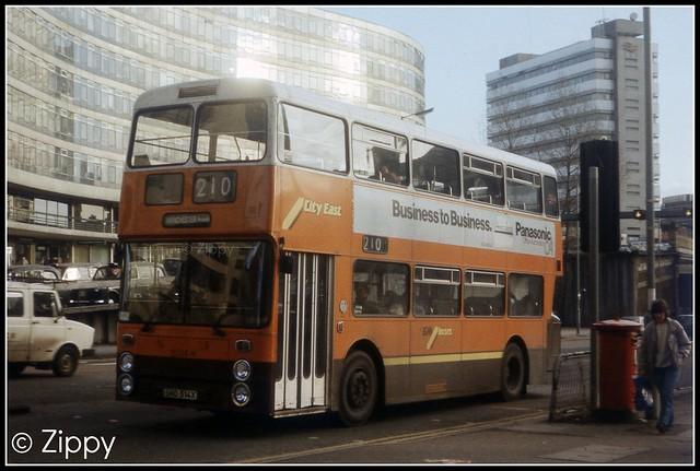 GM Buses - 8514 SND514X