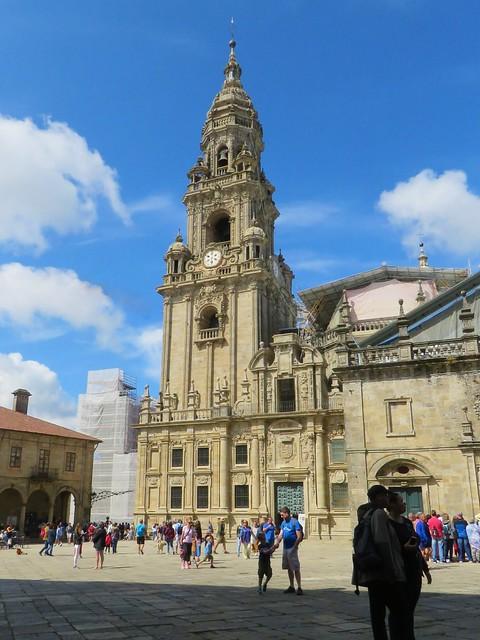 Travels in Spain, Santiago de Compostela, Pilgrimage City