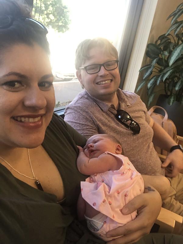 At Lily's First Checkup