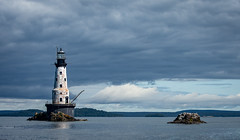 Isle Royale National Park - Rock of Ages Lighthouse